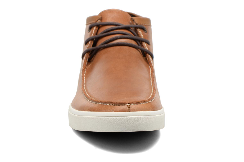 Chaussures à lacets Aldo Fricke Marron vue portées chaussures
