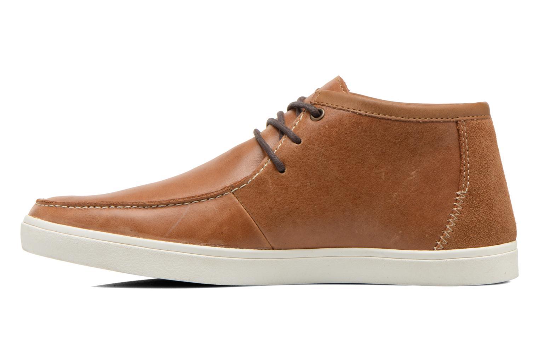 Chaussures à lacets Aldo Fricke Marron vue face