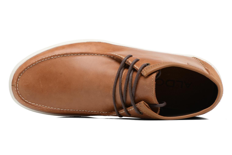 Chaussures à lacets Aldo Fricke Marron vue gauche
