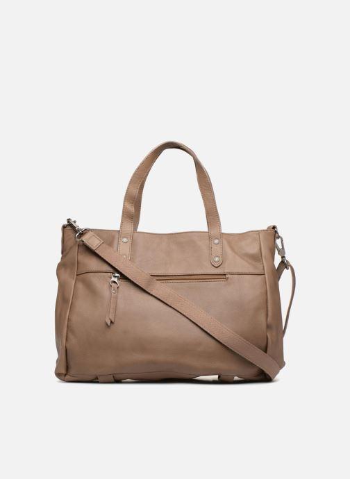 Handtaschen Sabrina Isabelle beige ansicht von vorne