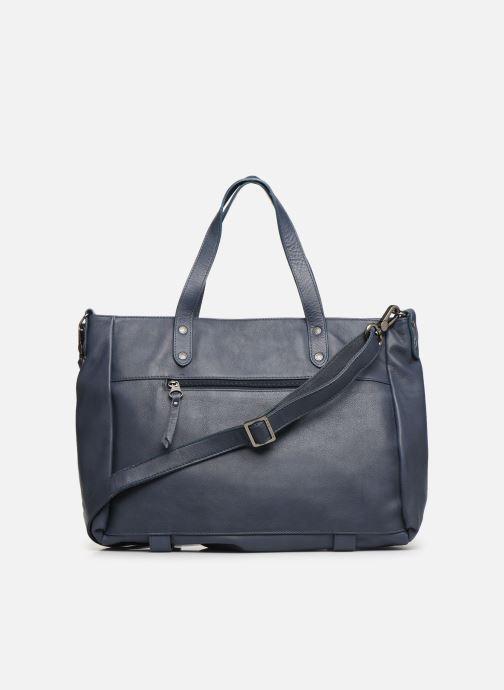 Handtassen Sabrina Isabelle Blauw voorkant