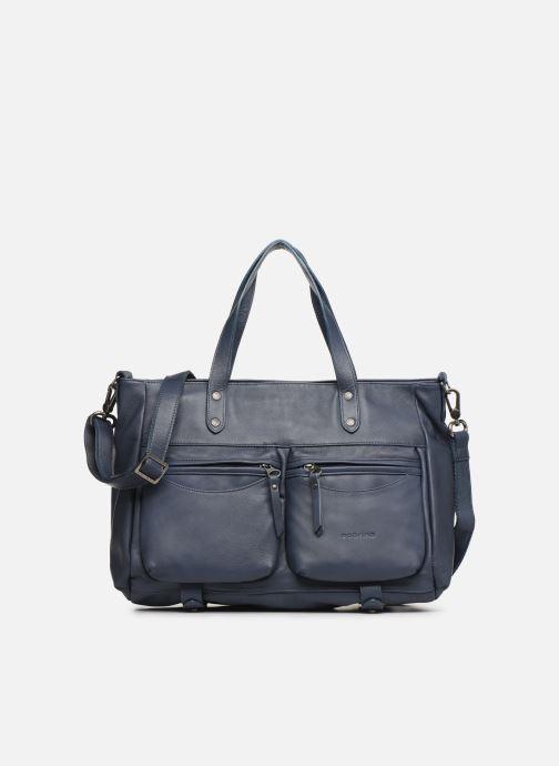 Handtassen Sabrina Isabelle Blauw detail