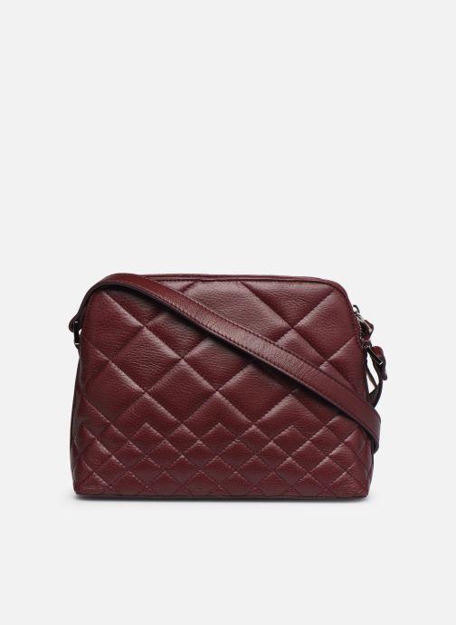 Handtaschen Sabrina Victoria rot ansicht von vorne