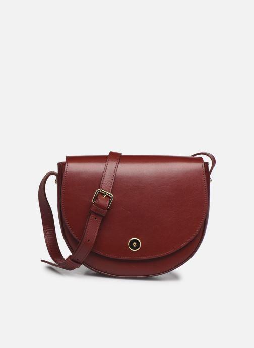 Handtaschen Sabrina Valentine weinrot detaillierte ansicht/modell