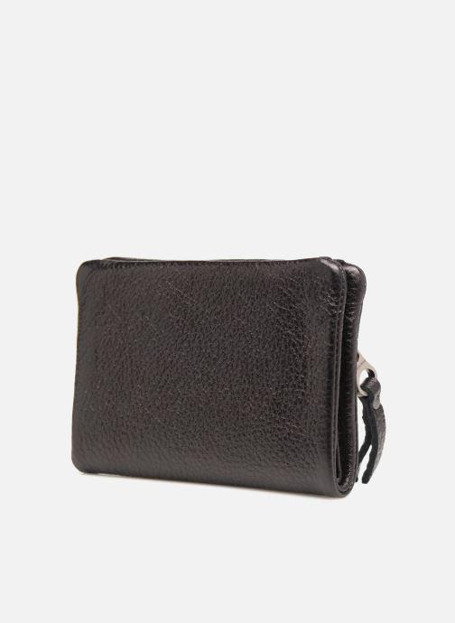 Portemonnaies & Clutches Sabrina Ninon schwarz ansicht von rechts