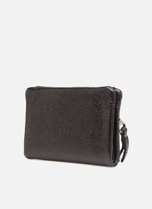 Wallets & cases Sabrina Ninon Black view from the right