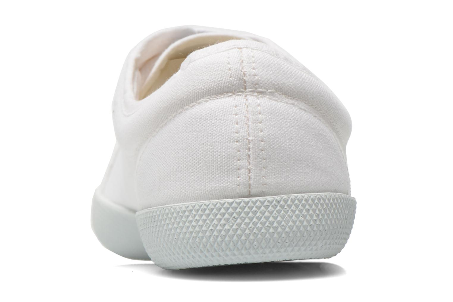 Trainers Georgia Rose Mamine White view from the right