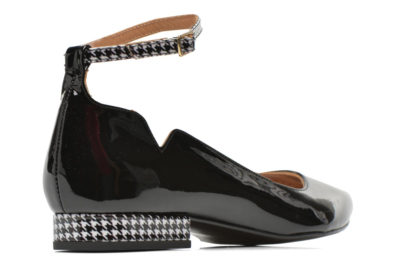 Ballerines Made by SARENZA West Mister #4 Noir vue portées chaussures