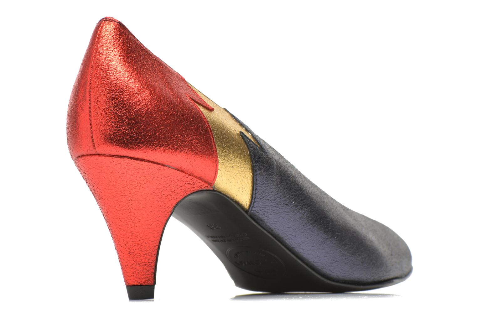 Pumps Made by SARENZA Glossy Cindy #5 Multicolor model