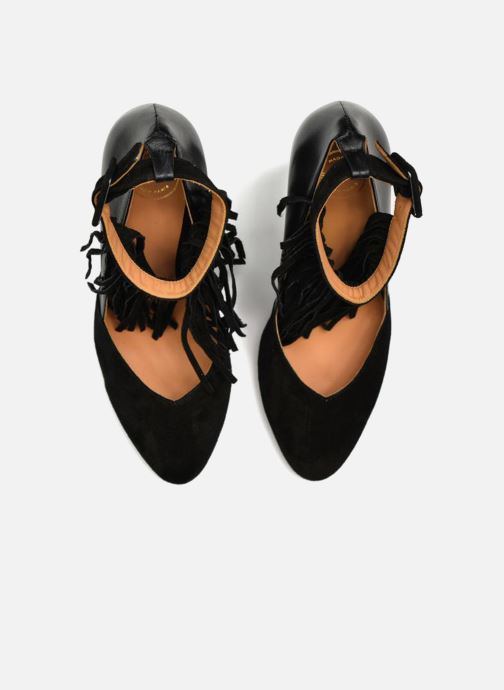 High heels Made by SARENZA My Talon Is Rich #1 Black view from above