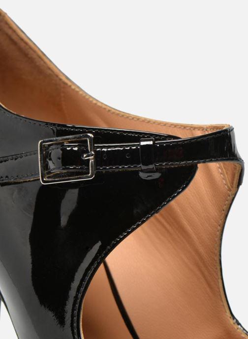 Pumps Made by SARENZA Shoe Officer #3 Zwart achterkant