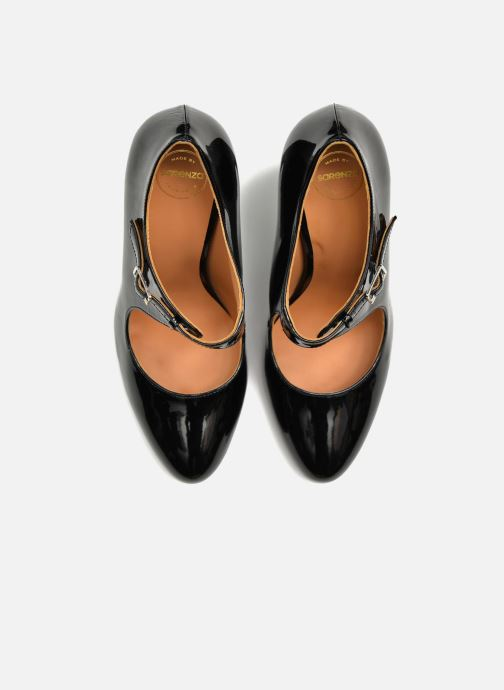 Décolleté Made by SARENZA Shoe Officer #3 Nero immagine dall'alto
