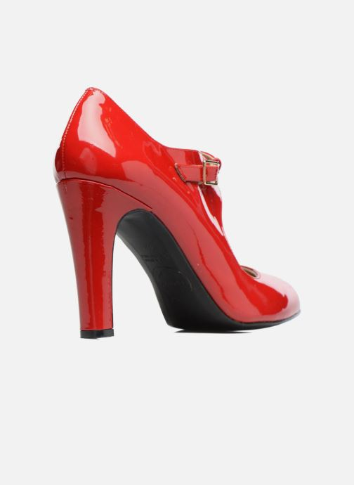 Pumps Made by SARENZA Shoe Officer #3 Rood voorkant