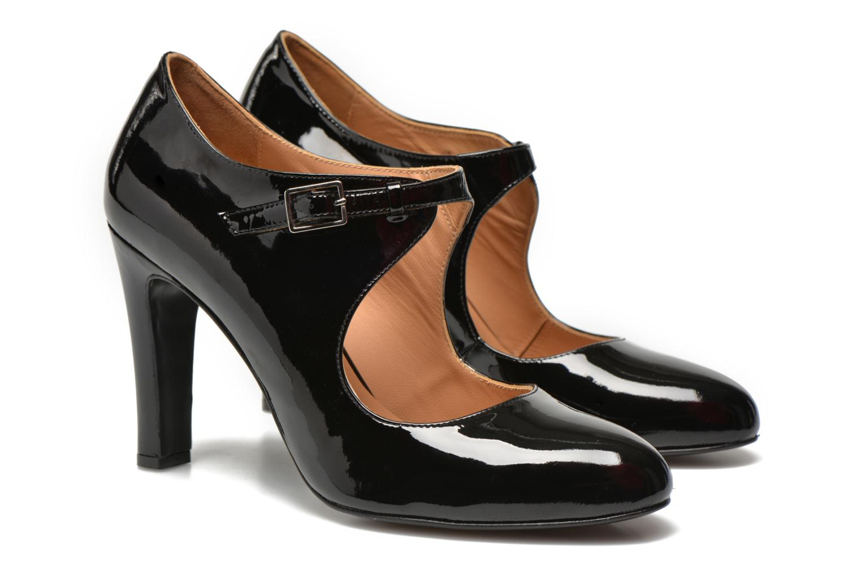 Décolleté Made by SARENZA Shoe Officer #3 Nero immagine destra