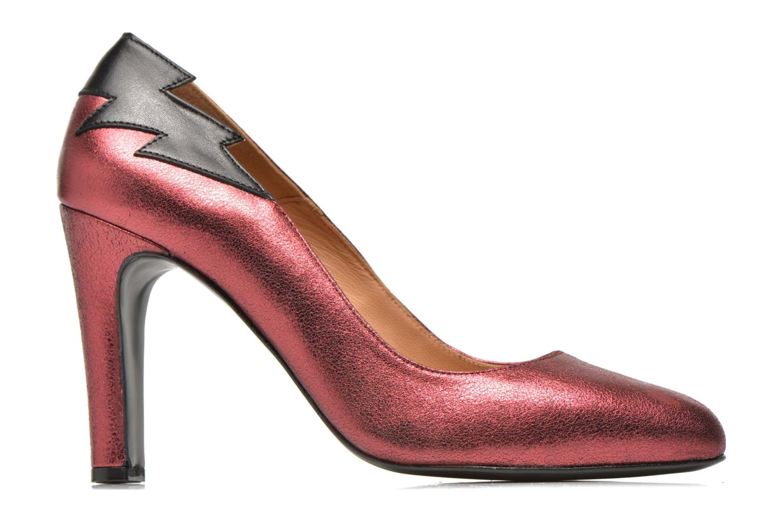 Escarpins Made by SARENZA Glossy Cindy #13 Rouge vue détail/paire