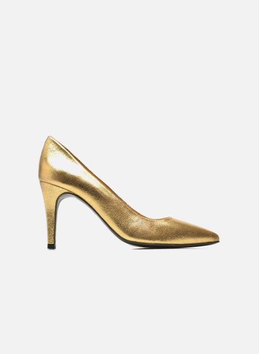 Zapatos de tacón Made by SARENZA Glossy Cindy #4 Oro y bronce vista de detalle / par