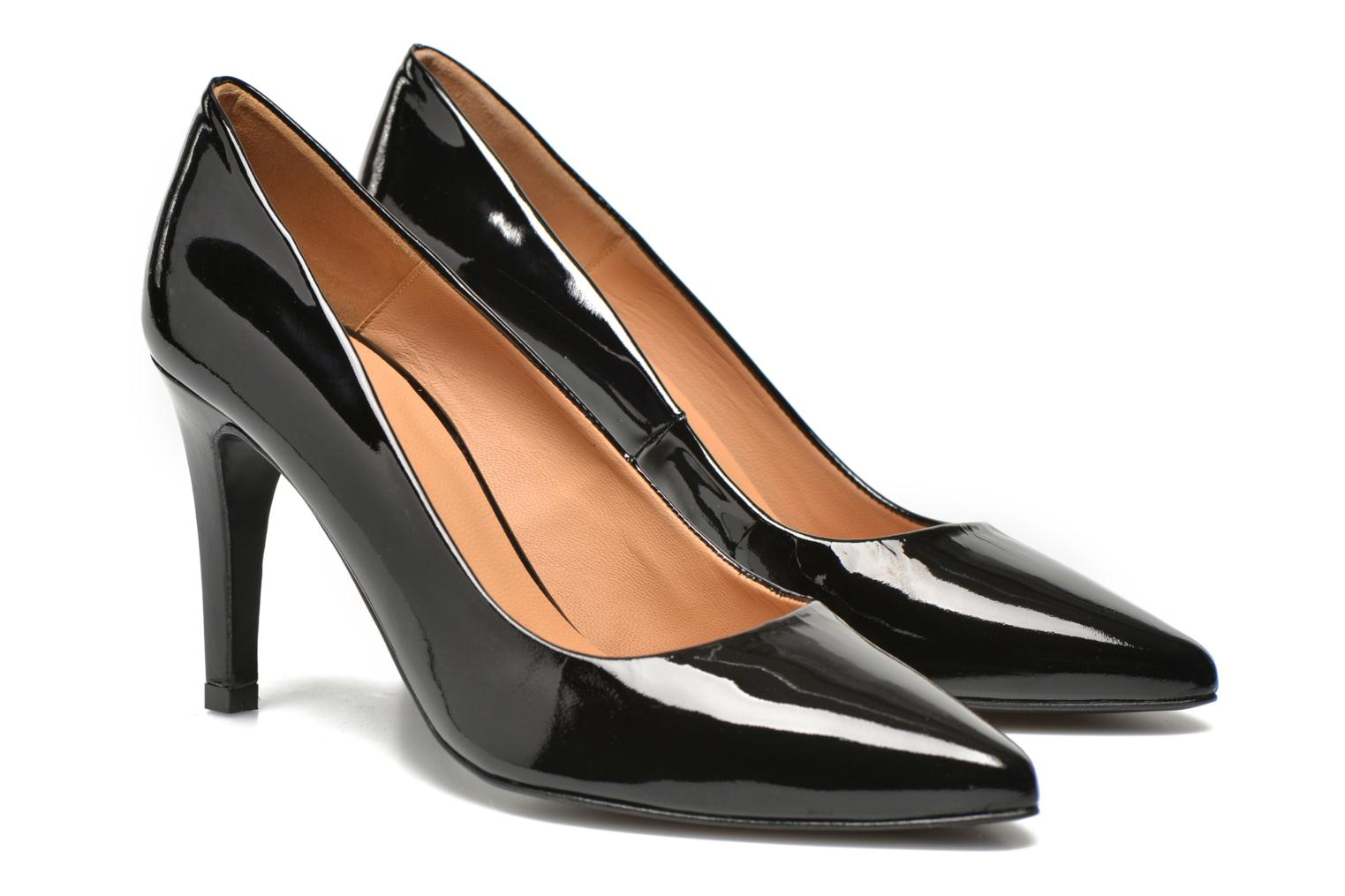 High heels Made by SARENZA Glossy Cindy #4 Black view from the right