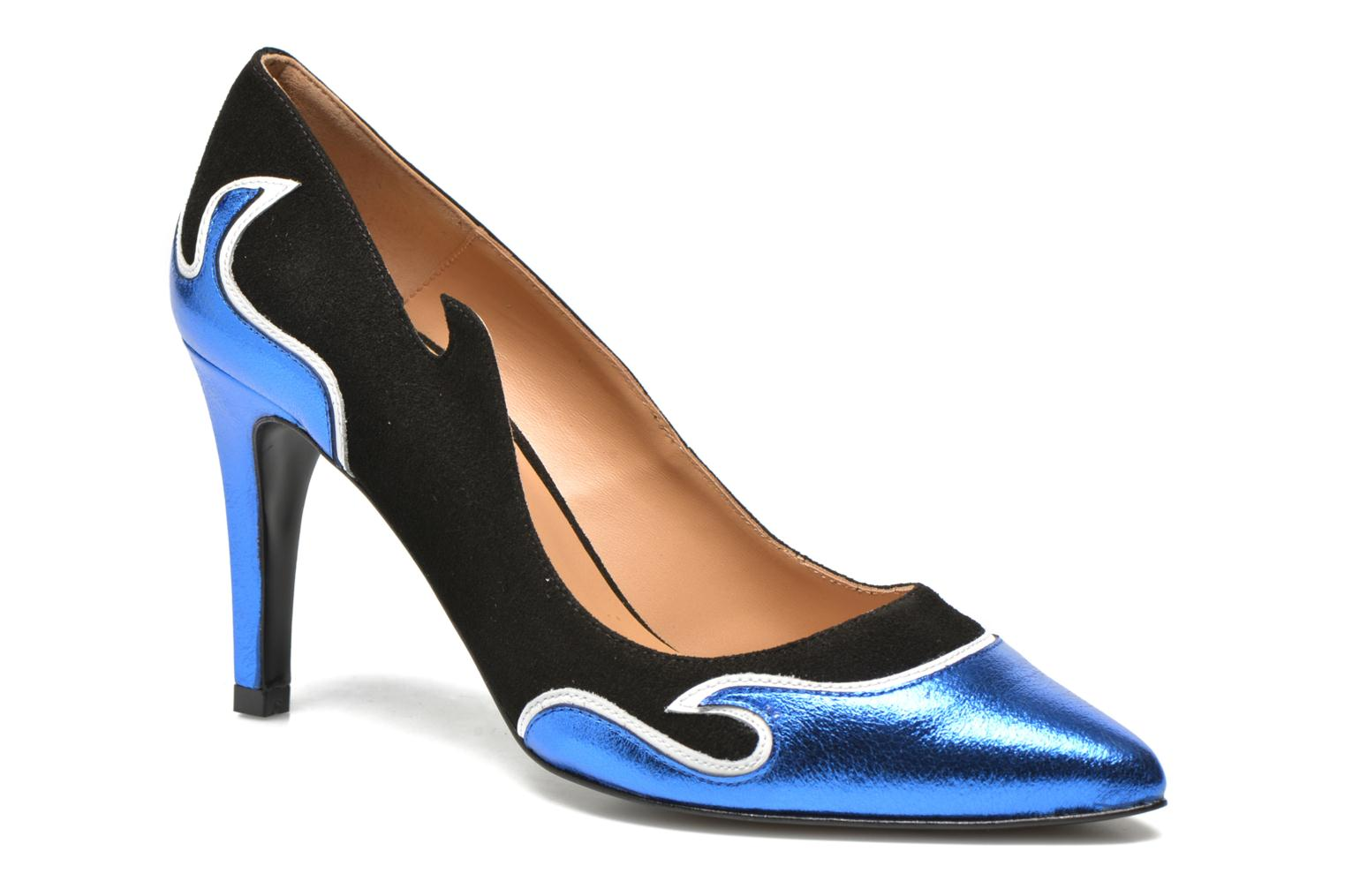 Pumps Made by SARENZA Glossy Cindy #1 Multicolor voorkant