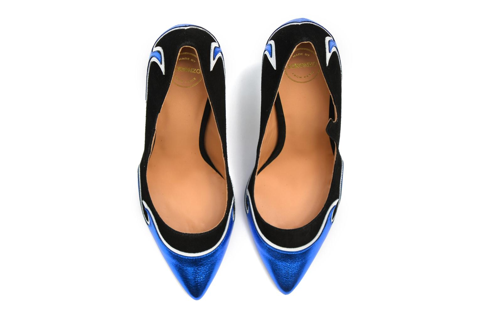 Pumps Made by SARENZA Glossy Cindy #1 Multicolor boven