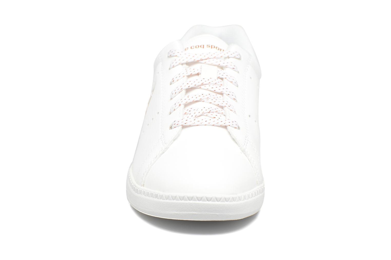 Baskets Le Coq Sportif Courtone Gs Blanc vue portées chaussures