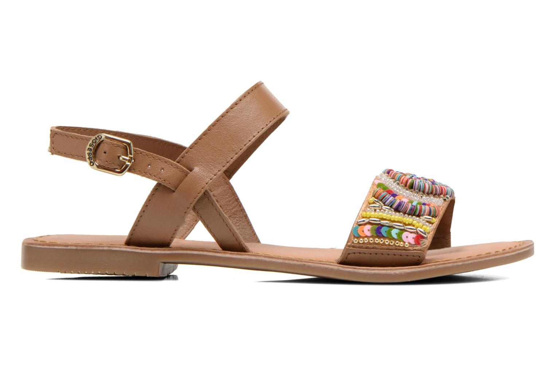 Sandales et nu-pieds Gioseppo Dove Multicolore vue derrière