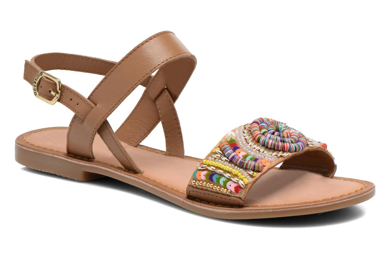 Sandales et nu-pieds Gioseppo Dove Multicolore vue détail/paire