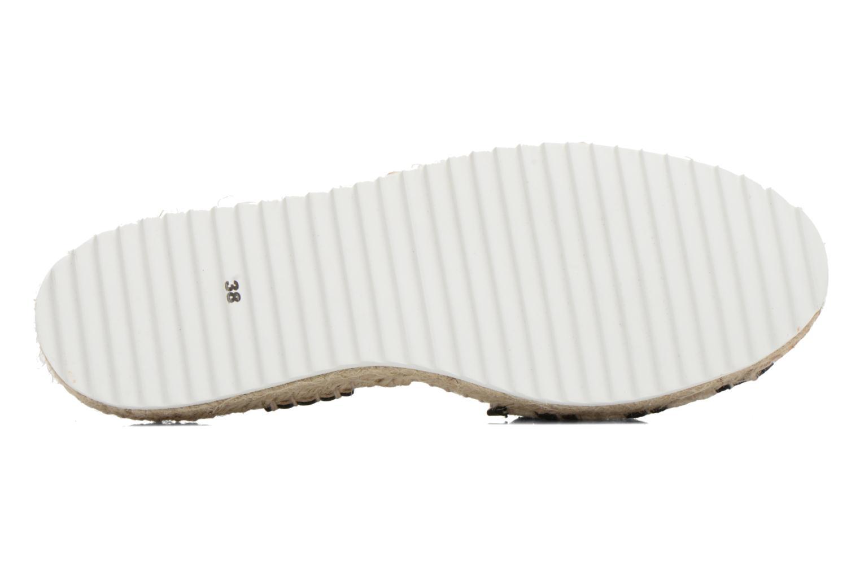 Sandales et nu-pieds Gioseppo Coticcio Noir vue haut