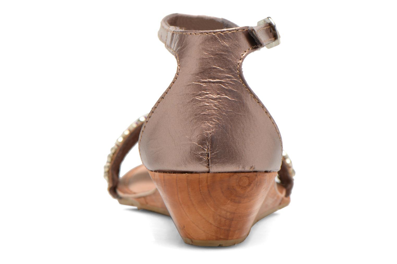 Sandales et nu-pieds Gioseppo Losne Multicolore vue droite