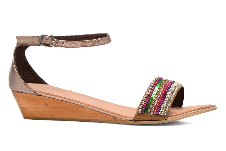 Sandales et nu-pieds Gioseppo Losne Multicolore vue derrière
