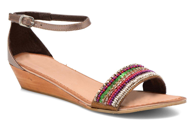 Sandales et nu-pieds Gioseppo Losne Multicolore vue détail/paire