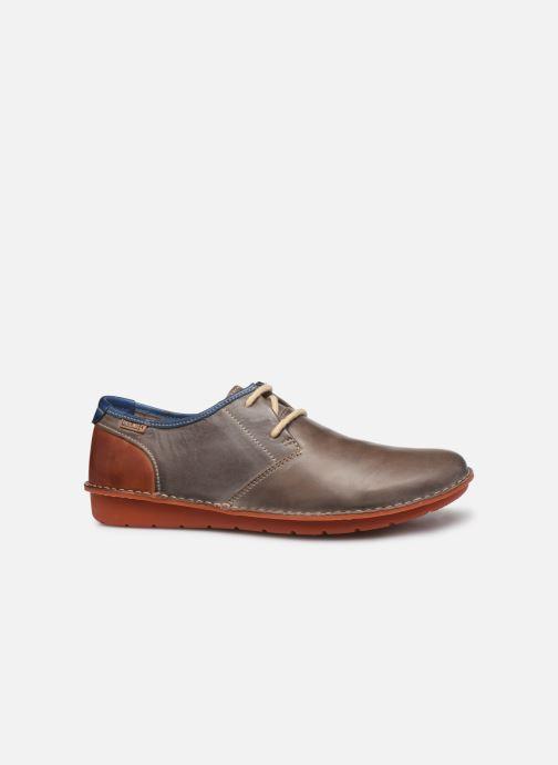 Chaussures à lacets Pikolinos Santiago M7B-4023 Gris vue derrière