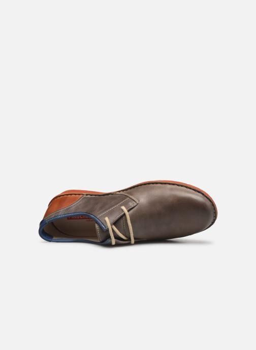 Chaussures à lacets Pikolinos Santiago M7B-4023 Gris vue gauche