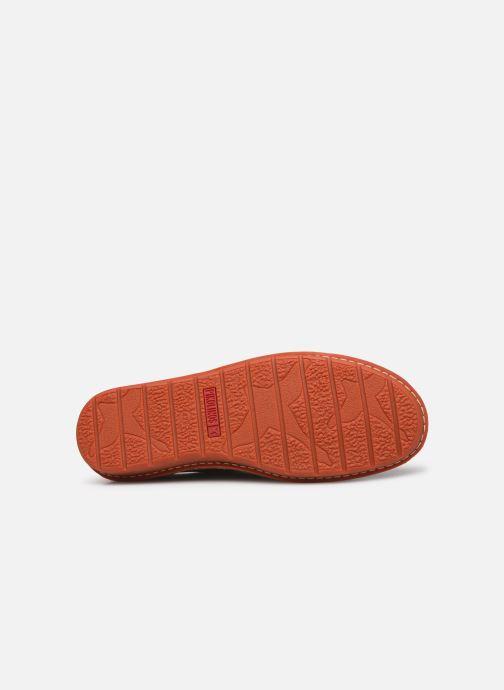 Chaussures à lacets Pikolinos Santiago M7B-4023 Gris vue haut