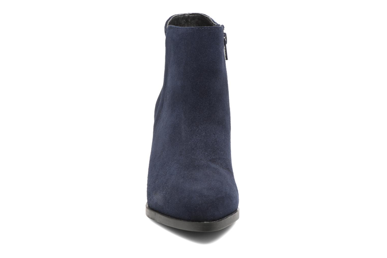 Bottines et boots Buffalo Tida Bleu vue portées chaussures