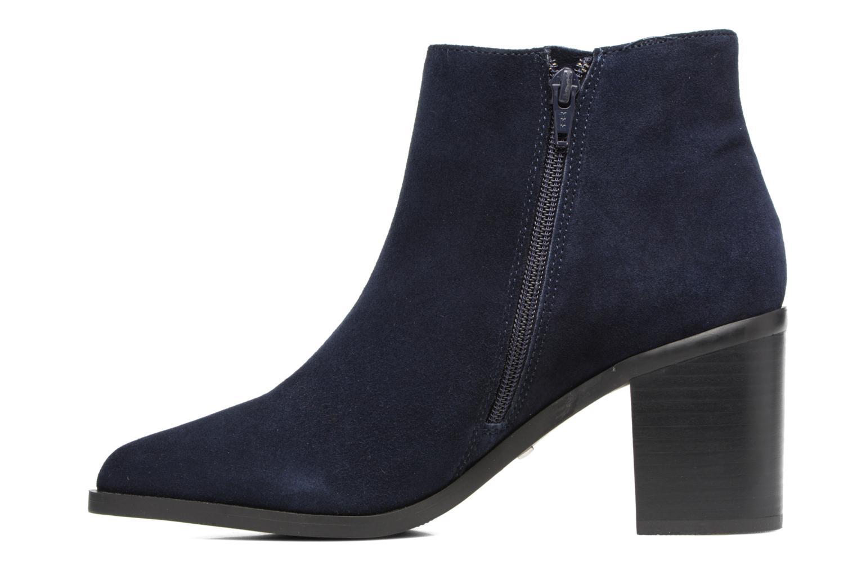 Bottines et boots Buffalo Tida Bleu vue face