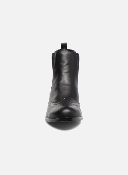 Ankle boots Buffalo Elb Black model view