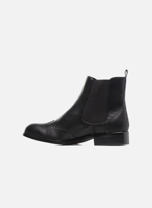 Ankle boots Buffalo Elb Black front view