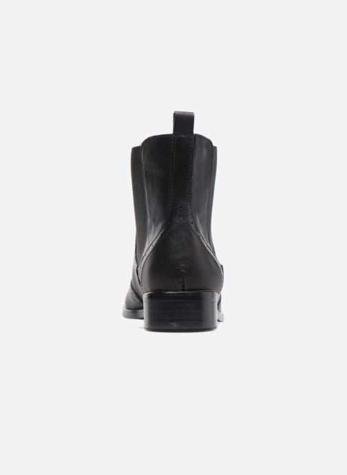 Ankle boots Buffalo Elb Black view from the right