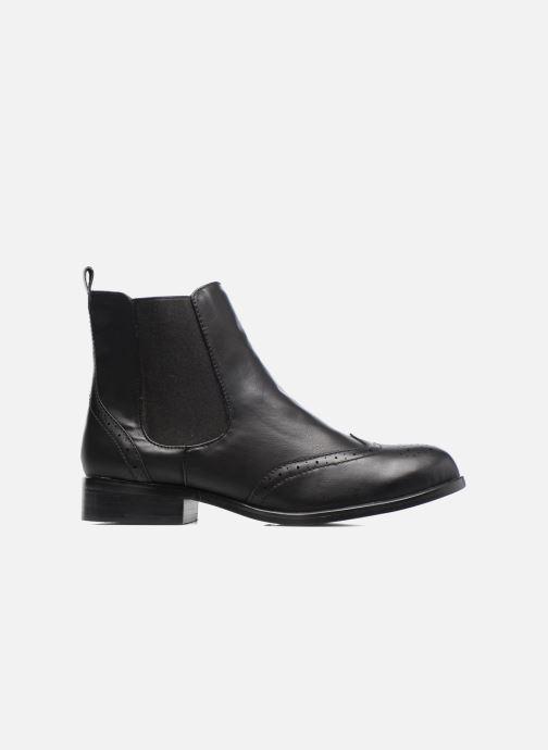 Bottines et boots Buffalo Elb Noir vue derrière