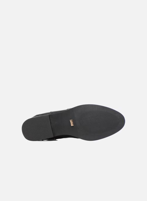 Bottines et boots Buffalo Elb Noir vue haut