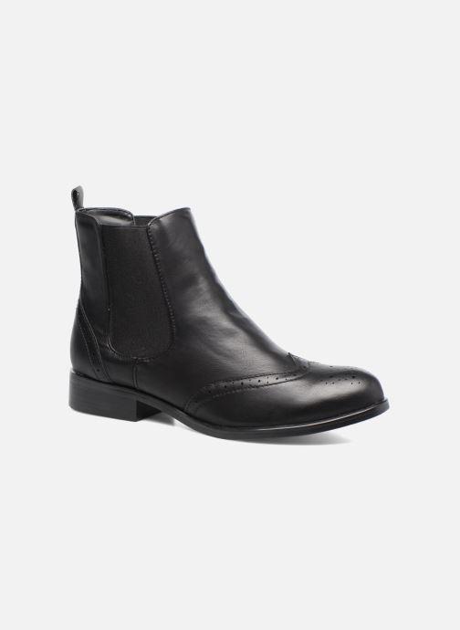 Bottines et boots Buffalo Elb Noir vue détail/paire