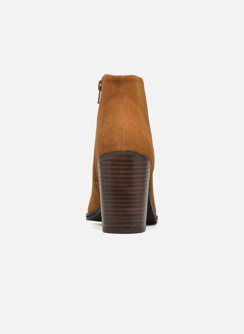 Ankle boots Buffalo Fodol Brown view from the right