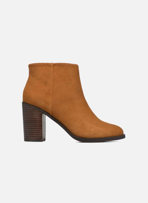 Ankle boots Buffalo Fodol Brown back view