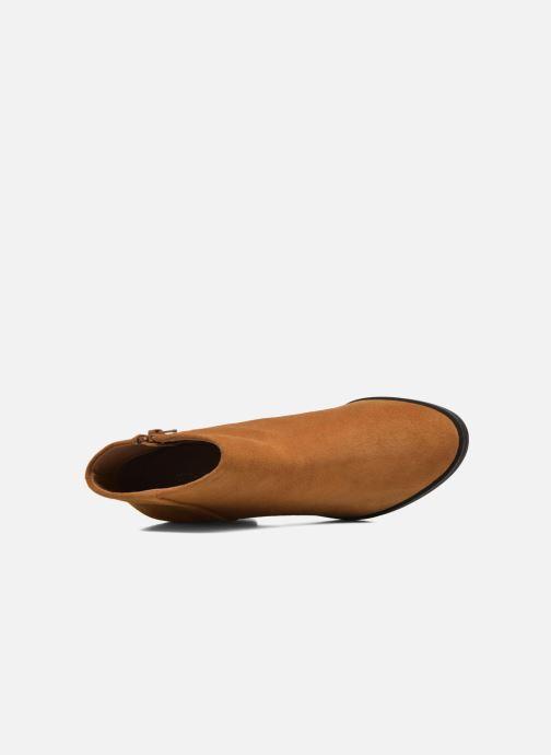 Bottines et boots Buffalo Fodol Marron vue gauche