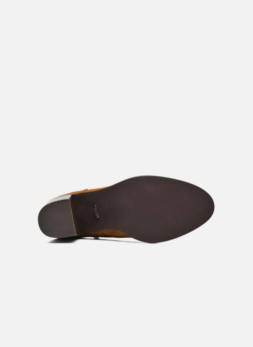 Bottines et boots Buffalo Fodol Marron vue haut