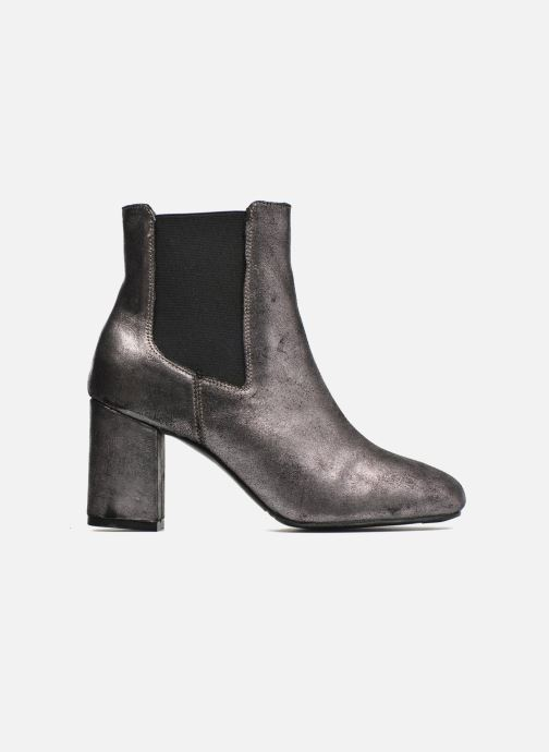 Ankle boots Bronx Indira Bronze and Gold back view