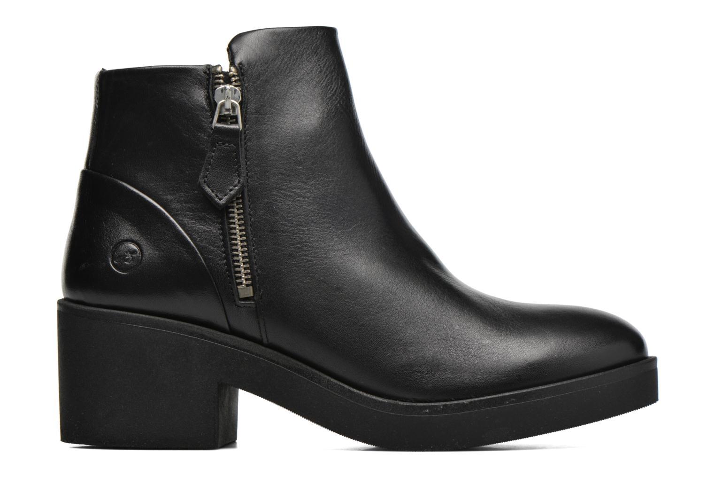 Bottines et boots Bronx Law Noir vue derrière