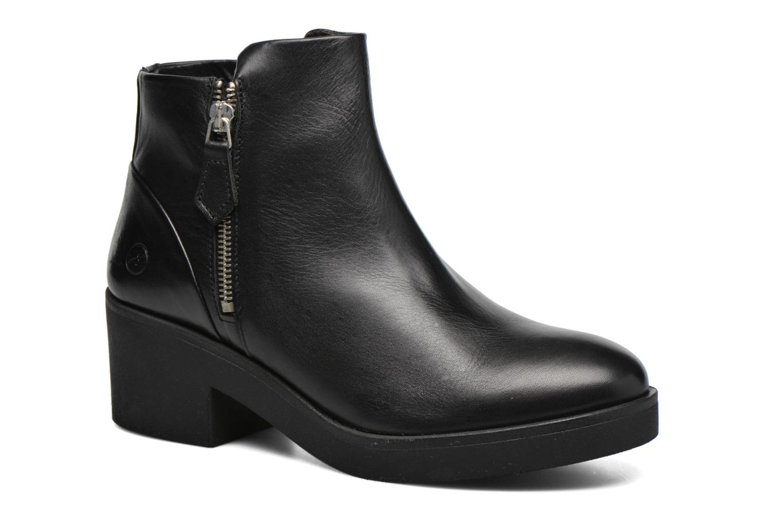 Bottines et boots Bronx Law Noir vue détail/paire