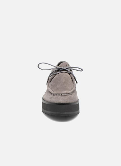 Lace-up shoes Bronx Vino I Grey model view