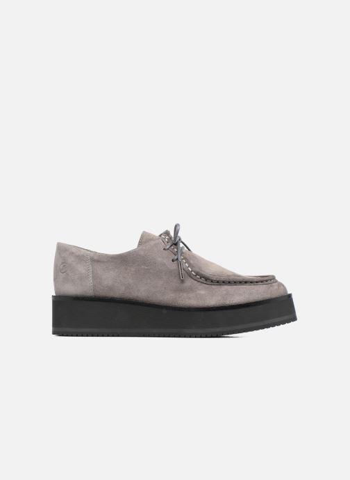 Chaussures à lacets Bronx Vino I Gris vue derrière
